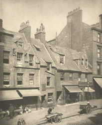 Gallowgate, 1868